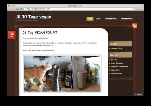 Bild JK 30 Tage vegan