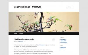Bild Veganchallenge – freestyle